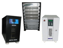 manufacturers Of On-line UPS System, Inverter, C V T .